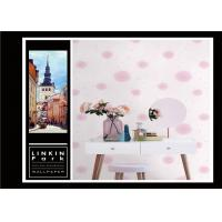 China European Style Classic Vintage Wallpaper Mildewproof For Bedchamber , CE SGS Listed wholesale