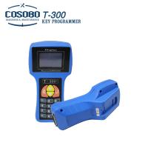 China Auto Key Programmer T300 T-CODE English Spanish Blue / Black Cars Auto Transponder wholesale