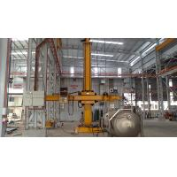 China 5x5 Welding Column And Boom With Cross Slide On Top , Moving And Revolve Type wholesale