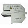 Buy cheap Stainless Steel Welding Inspection Gauges / Bridge Cam Welding Gauge from wholesalers