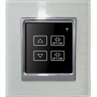 China 2-gang remote control dimmer switch and intelligent wall switch wholesale