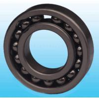 China Z2V2 Stainless Steel Ball Bearings , Double Groove Ball Bearing With Lubrication Grease wholesale