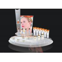 China Store Transparent Advertising Display Stand For Cosmetics Display wholesale