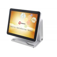 "China 5 Wire 15"" Touch Screen Pos System HM65 With Dual - Core Double Thread Processor wholesale"