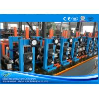 China Adjusted ERW Tube Mill Production Line Energy Saving Blue Color HG32 wholesale