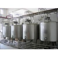 China 6000B / H Bottled Drinking Water Production Line With RO System wholesale