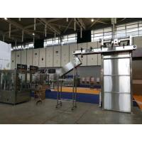 China Electric 50Hz 3 Phase Packing Production Line , Bottle Can Depalletizer Machine wholesale