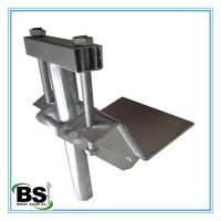 China Metal Galvanized Brackets for Wood Poles on sale