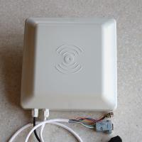 Buy cheap 860~960MHz Portable Wiegand 26/34 RS485/232 5m 8dbi Antenna uhf rfid Reader from wholesalers