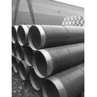 China SSAW water pipeline/Spiral weld steel pipeline/straight seam welded pipe/carbon steel welded pipe/schedule 80 steel tube wholesale