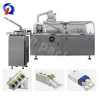 China Automatic Capsule Tablet Blister Cartoning Machine wholesale
