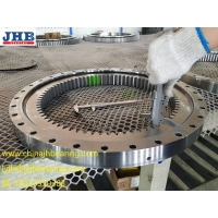 China Slewing Bearing RKS.061.20 0844 Size 950.4x772x56mm With External Teeth For Crane Wheel Bogie wholesale
