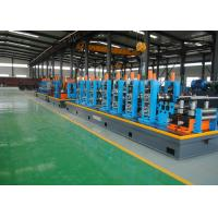 China Steel ERW Pipe Mill / Tube Mill Production Line For Square Pipe Production wholesale
