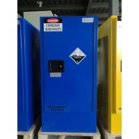 China Acid Corrosive Storage Safety Cabinets 60Litres laborotary biochemical storage wholesale