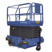 China Smart Electrically Motorized Table Scissor Lift Aerial Work Platfrom XE100R wholesale