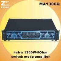 China Switching Power Amplifier (4CH MA1300Q) wholesale