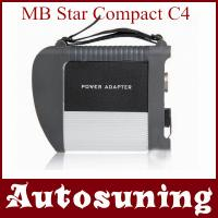 China Mercedes Benz Star Compact C4 / MB Star C4 / mb sd connect C4 star with dell laptop wholesale