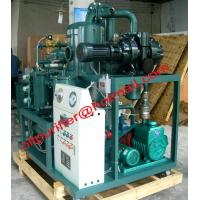 China High Precision Portable ISO9001 Certificate vacuum transformer Oil Purifier machinery wholesale