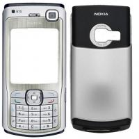 China genuine nokia n70 replacement housing silver wholesale