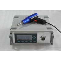 China High Speed Mini Ultrasonic Spot Welding Machine 800W With Digital Generator wholesale
