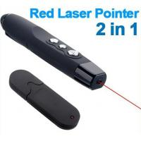 China Office Red Multicolor Laser Pointer With 23A Battery No PC Programming wholesale