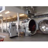 Buy cheap Carbon fiber autoclave(composite materials industry) with good quality from wholesalers