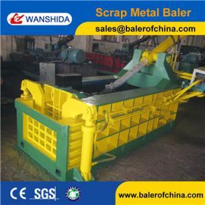 China Forwarder out Scrap Metal Baling Press wholesale
