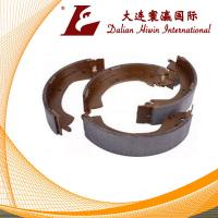 China auto parts brake shoes disc brake shoe for car wholesale