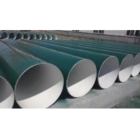 China 3PE coating oil transportation SSAW Steel Pipe and tube/low carbon steel pipe/Galvanized Welded Carbon Steel Pipe wholesale