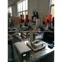 China Customized Titanium Horn 2000W 20Khz Ultrasonic Plastic Welder with Plastic Cases wholesale