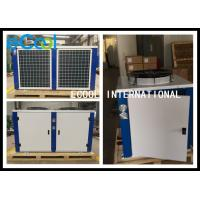 China Remote Air Con Condenser , High Efficiency Air Conditioner Outside Unit wholesale