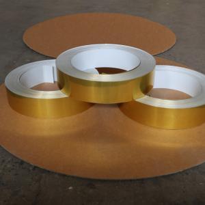 China Channelume Aluminum Strip Color Mirror Aluminum Coil Strip For Channel Letter wholesale