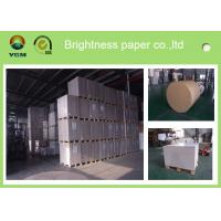 China Anti Curl Strong Stiffness Coated Board Paper Sheets 300gsm Thickness wholesale