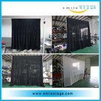 Buy cheap Easy To Assemble Wedding Backdrop Stand White Background Pipe and Drape product