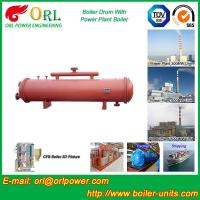 China Petroleum Industrial Electric Boiler High Pressure Drum Hot Water Output wholesale