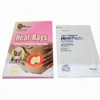 China Adhesive heating pad, easy to use wholesale