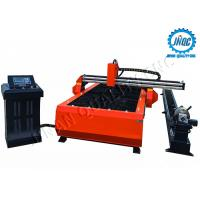 China Cnc Plasma Metal Cutting Machine 1530 With Rotary Metal Cutting wholesale