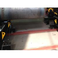 China 60T Movable Welding Pipe Roller Hydraulic Bending Machine For Boilers Turning Welding wholesale