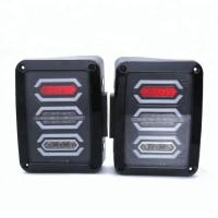 China IP68 LED Tail Light Replacement Brake Reverse Lamps for 2008 - 2015 Jeep Wrangler wholesale