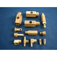 China Brass C36000 / C37700 / C38500 30000rpm Auto CNC Lathe Parts for Medical Devices wholesale