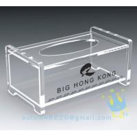 China plastic napkin holder wholesale