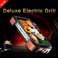 Buy cheap Barbecue grill and electric table top grill product