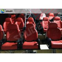 China Theme Park Electronic System 5D Movie Theater System With 5D Camera Movies wholesale
