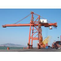 China Quayside Ship To Shore Port Container Crane 50 Ton With CE ISO Certificates wholesale