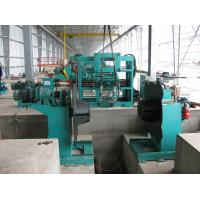 China 6 X 1600 Economical Cut To Length Machine , steel coil cutting machine wholesale