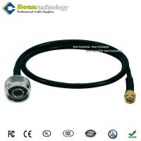 China 25-85392-01R for Symbol Cable RP-SMA Female N-type Jumper Type-N F/RP-SMA F 3.5L cable wholesale