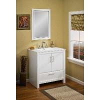 China Solid Wood Bathroom Cabinet / Furniture / Vanity (MJ-273-75CM) wholesale