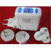 Quality Five-USB Wall Charger/Adaptor for sale