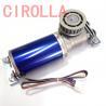 China 24V 75W  Blue Circular brushles  Glass sliding door motor Casing diameter 60.5mm wholesale