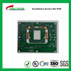 China Custom PCB Manufacturing Rigid Flexible PCB High Tg PCB wholesale